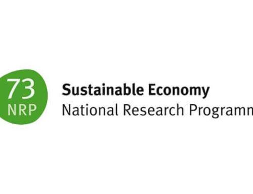 Ernennung zum NFP73-Leiter für Wissens- und Technologietransfer