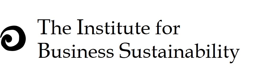 The Institute for Business Sustainability IBS