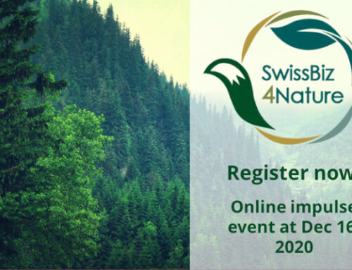 1st Online Impulse Event SB4N 'Stepping up for Nature Together – Today & Tomorrow'